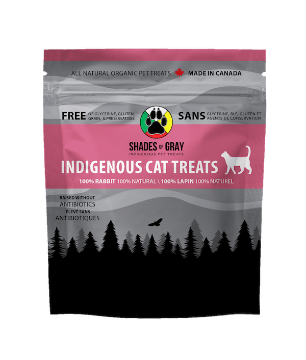Shades of Gray Indigenous Pet Treats Canada