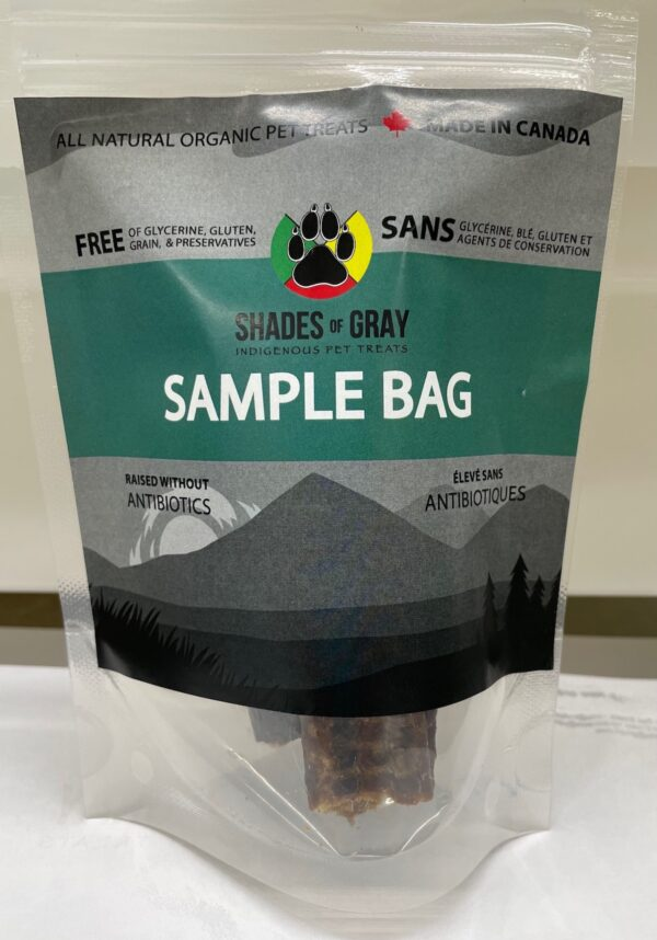 Pet Treats Sample Bag Free